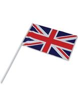 Drapeau tissu Union Jack Déguisement Britannique