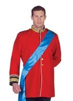 Costume de l'héritier Royal Déguisement Britannique