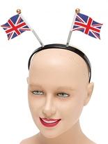 Union Jack tête Boppers Déguisement Britannique