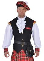 Costume homme écossaise Highland Déguisement Ecossais