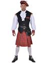 Déguisement Ecossais Costume homme écossaise Highland