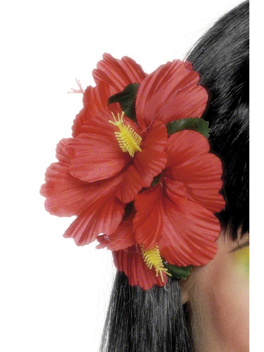 Déguisement Hawaï Pince fleur hawaïenne