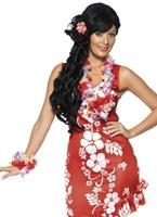 Costume de beauté Hawaiian Déguisement Hawaï