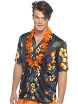 Chemise hawaïenne Déguisement Hawaï