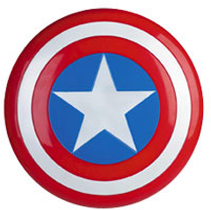 Costume Captain America Bouclier de Captain America