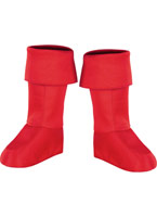 Captain America couvre-bottes luxe Costume Captain America