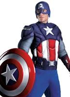 Le Costume de Captain America Vengeurs Costume Captain America