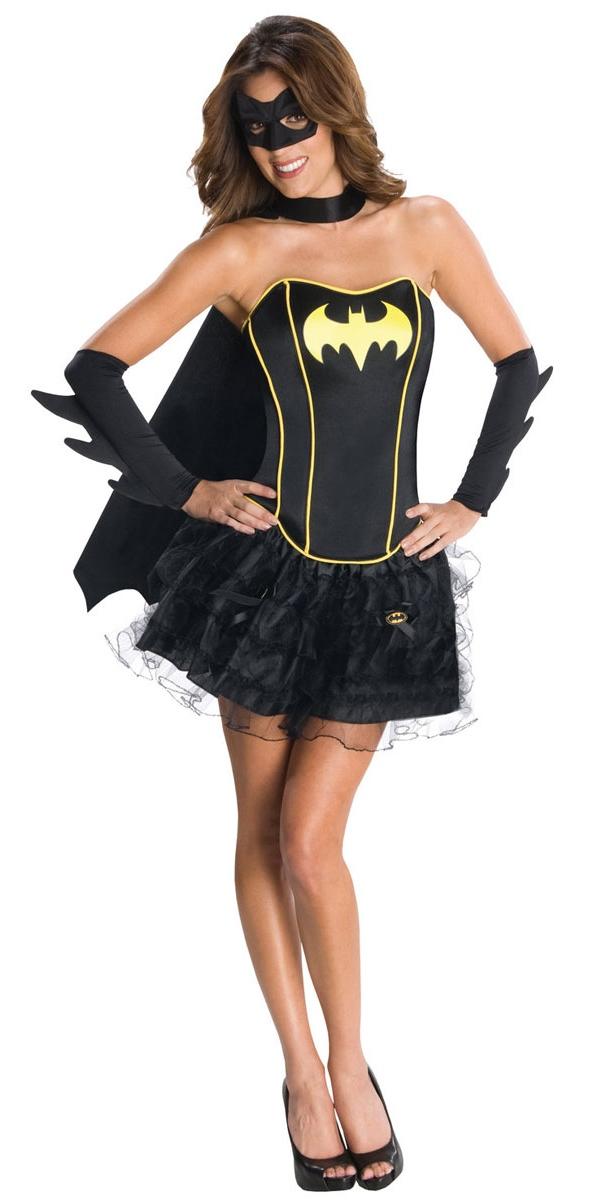 Costume de Batman Costume de Batgirl Sexy Tutu