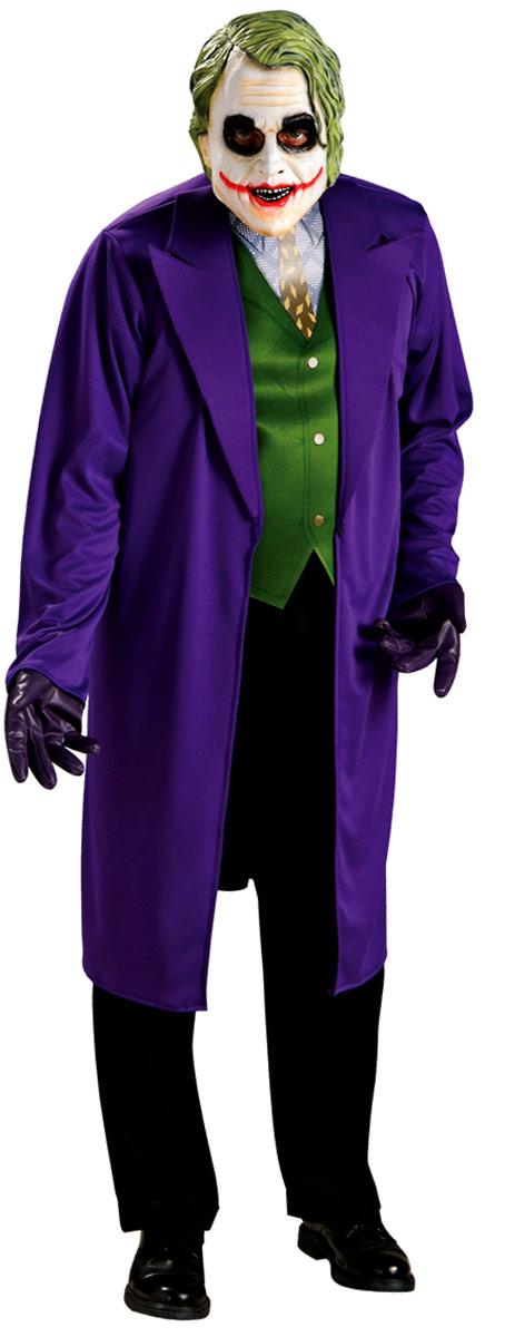 Costume de Batman Le Costume du Joker du Dark Knight