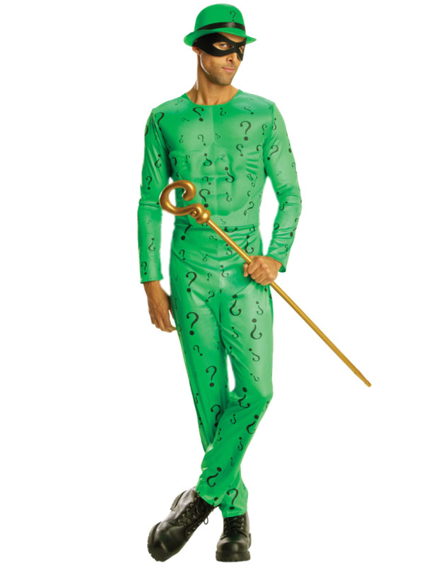 Costume de Batman Le Costume de Riddler