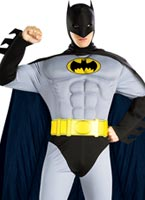 Costume de Batman Muscle thoracique Costume de Batman