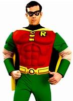Costume de luxe Robin Muscle thoracique Costume de Batman