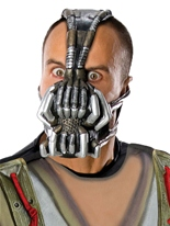 Le masque de Dark Knight Bane adulte Costume de Batman