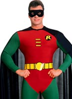 Costume Robin Deluxe Costume de Batman