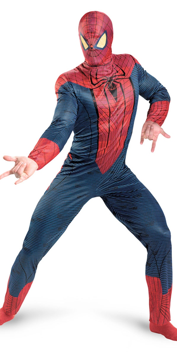 Costume de Spiderman Le Costume de Spiderman Amazing