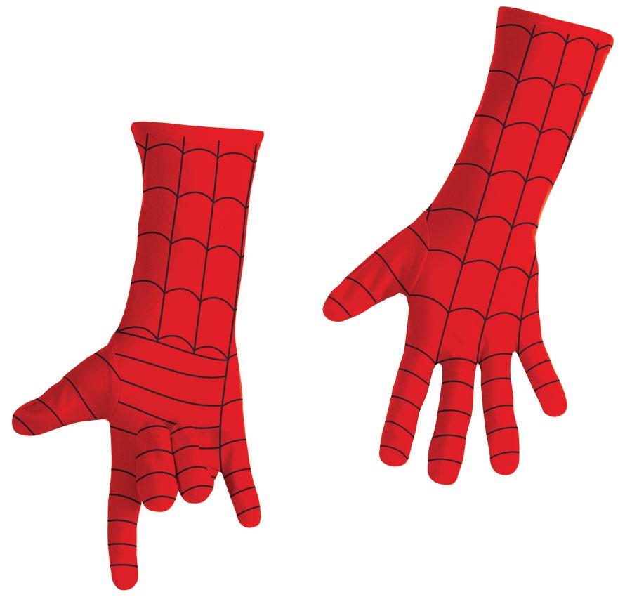 Costume de Spiderman Gants de luxe Spiderman