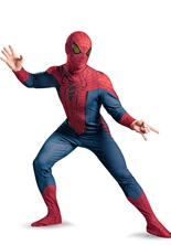 L'incroyable Spiderman Costume Taille Plus Costume de Spiderman