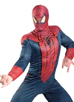 Le Costume de Spiderman Amazing Costume de Spiderman