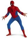 Costume de Spiderman Costume de luxe Spiderman