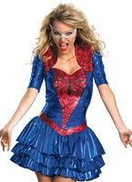 Spider Sassy Girl Costume Costume de Spiderman