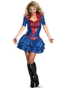 Costume de Spiderman Spider Sassy Girl Costume
