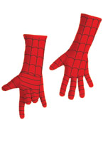 Gants de luxe Spiderman Costume de Spiderman