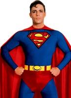 Costume de Superman Costume de Superman
