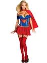 Costume de Superman Costume luxe Supergirl
