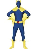 Suriya seconde peau Costume Costume Homme banane