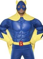 Suriya Muscle poitrine Costume Costume Homme banane