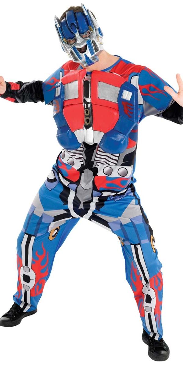 Costume Transformateurs Transformers Optimus Prime Costume