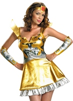 Transformers Bumble Bee Mesdames Costume Costume Transformateurs