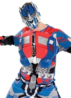 Transformers Optimus Prime Costume Costume Transformateurs