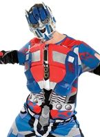 Costume de luxe de Optimus Prime Costume Transformateurs