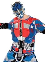 Costume de luxe de Optimus Prime Costume Transformateurs