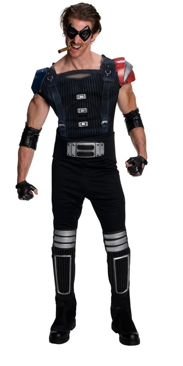 Costume de Watchmen Comédien Watchmen Muscle poitrine Costume