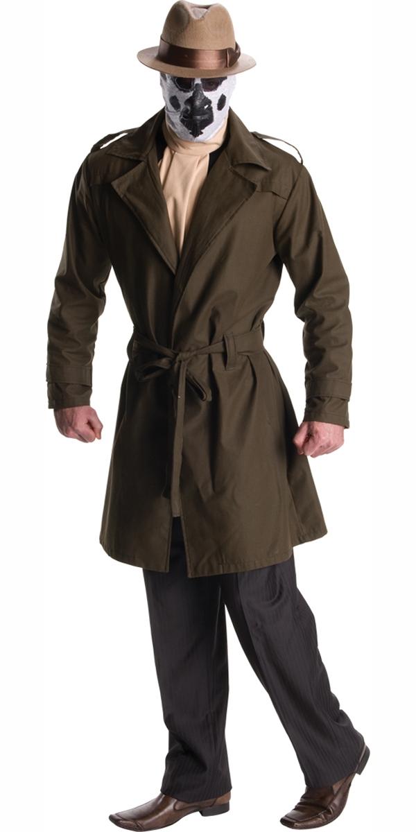Costume de Watchmen Costume de Watchmen Rorschach