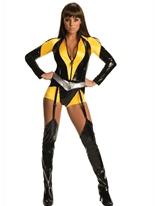 Costume de Watchmen Silk Spectre Costume de Watchmen