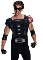 Comédien Watchmen Muscle poitrine Costume Costume de Watchmen
