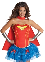 Costume Sexy Wonderwoman Tutu Costume wonder woman