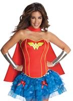 Costume Sexy Wonderwoman Tutu Costume wonder woman