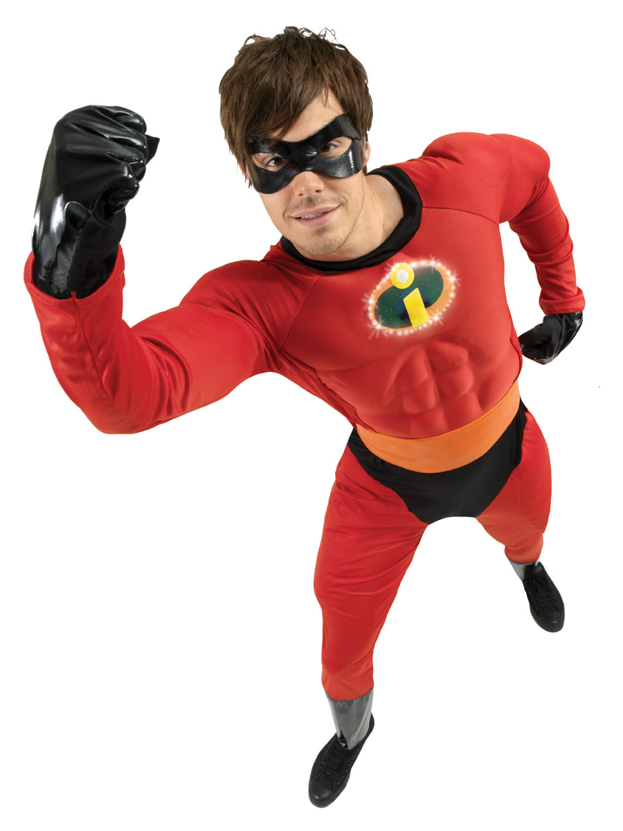 Déguisement Indestructibles Monsieur Costume incroyable