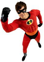 Monsieur Costume incroyable Déguisement Indestructibles