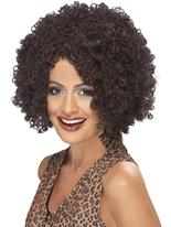 Perruque de Scary Spice Perruques Années 90
