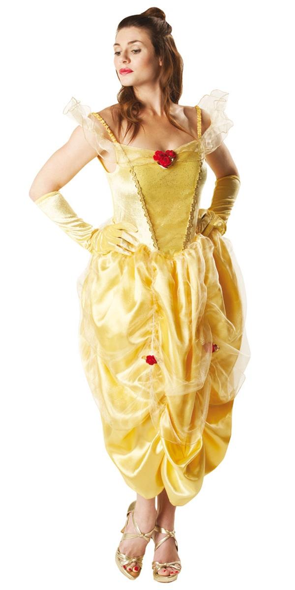 Deguisement Disney Belle de Disney de la belle et la bête
