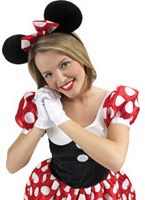 Costume Minnie Mouse Deguisement Disney
