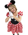 Deguisement Disney Costume Minnie Mouse