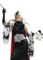 Cruella Devil Costume Deguisement Disney
