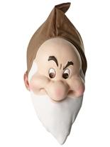 Masque grincheux blanc de neige de Disney Deguisement Disney