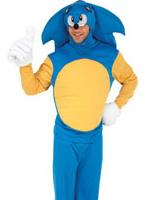 Costume de Sonic le hérisson Deguisement Sonic
